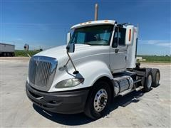 2010 International 9400 ProStar Premium Day Cab T/A Truck Tractor