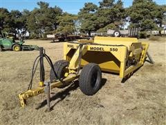 Garfield 550 Carry All Dirt Mover