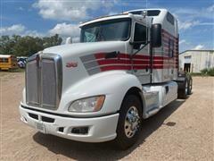 2012 Kenworth T660 Aerocab T/A Truck Tractor