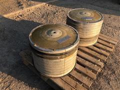 Case IH 955 Milo Drums