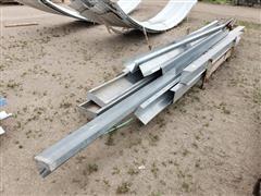 Behlen Galvanized Steel Supports & Trim