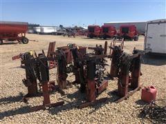 Bainter Hydraulic Bin Jacking System