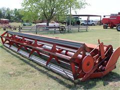 Massey Ferguson 24' Rigid Platform