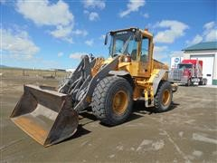 2005 Volvo L60E Wheel Loader