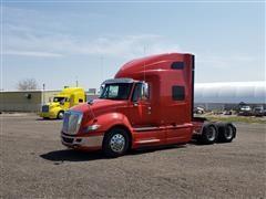 2015 International ProStar + Eagle T/A Truck Tractor