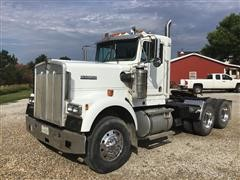 1990 Kenworth W900B T/A Truck Tractor