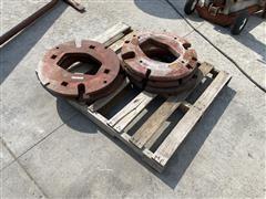 Case Wheel Weights