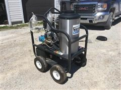 2014 Dura-Cast Water Cannon Hot Pressure Washer
