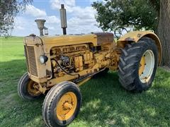 1954 Minneapolis-Moline GTBD 2WD Tractor