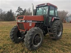 1985 Case IH 2096 MFWD Tractor