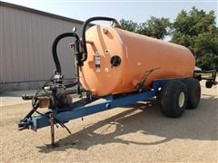 Better-Bilt 3350 Liquid Manure Tanker-Spreader