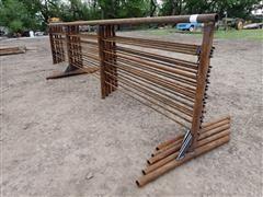 D&S Welding 24' Freestanding Livestock Panels