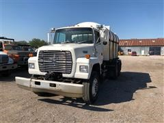 1991 Ford LNT8000 T/A Liquid Application Truck
