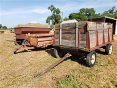 Schwartz Manure Spreader & Wagons