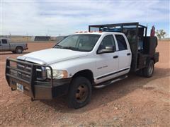 2005 Dodge Ram 3500 4x4 Welding Truck