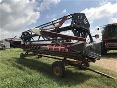 Case 1020 25' Flex Header