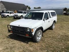 1996 Nissan 4x4 King Cab Pickup