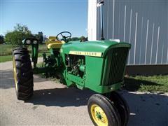 1963 John Deere 2010 Tractor