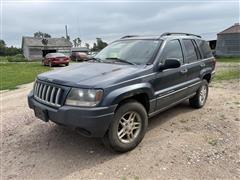 2004 Jeep Grand Cherokee Laredo 4x4 SUV
