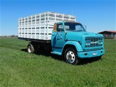 1969 GMC E5500 ES50 Grain Truck