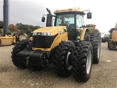 2013 Challenger MT665D MFWD Tractor