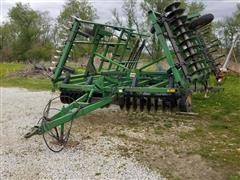 John Deere 724 Disk Finisher