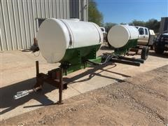 Agri-Products 4WD Tractor Tanks