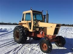 1970 Case 1070 2WD Tractor