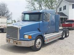 1993 White/GMC Aero T/A Truck Tractor