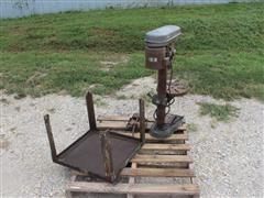 Chicago DP558-2 Bench Mount Drill Press