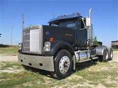 1990 International 9300 Eagle T/A Truck Tractor