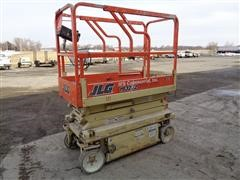 2000 J L G 1932-E2 Electric 19' Scissor Lift