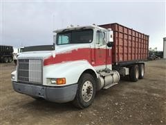 1991 International 9400 T/A Grain Truck
