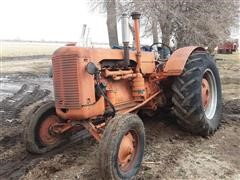 Case 500 2WD Tractor