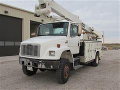 2004 Freightliner FL70 4x4 Bucket Truck