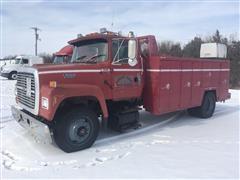 1994 Ford L-8000 Service Truck