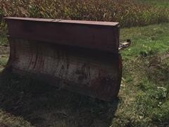 Leon 1020 Tractor Mount Push Blade