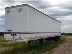 1993 Trailmobile T/A Dry Van Trailer