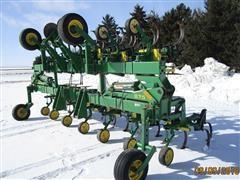 John Deere 875 12R30 Row Crop Cultivator