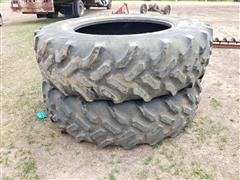 Goodyear DT710 Radial 20.8R42 Tires