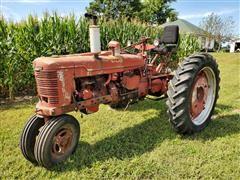 1943 Farmall H 2WD Tractor