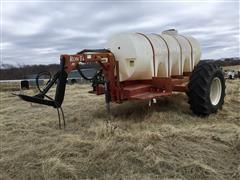Dempster Liquid Fertilizer Trailer