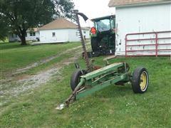 John Deere 37 Sickle Mower