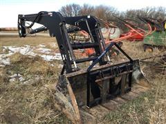2008 Buhler Allied 2895 Tractor Loader