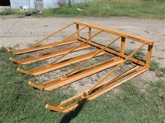 Rocky Mountain Bale Sweep 858 Small Square Bale Accumulator