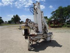 Auto Crane A72 Truck Mounted KnuckleBoom