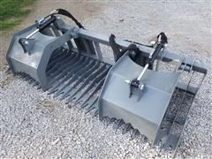 "2020 Hawz 84"" Rock And Brush Grapple"