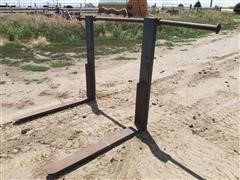 Shop Built Front Loader Pallet Fork