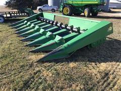 John Deere 843 40 Series Corn Head