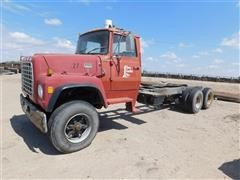 1979 Ford LT9000 Cab And Chassis